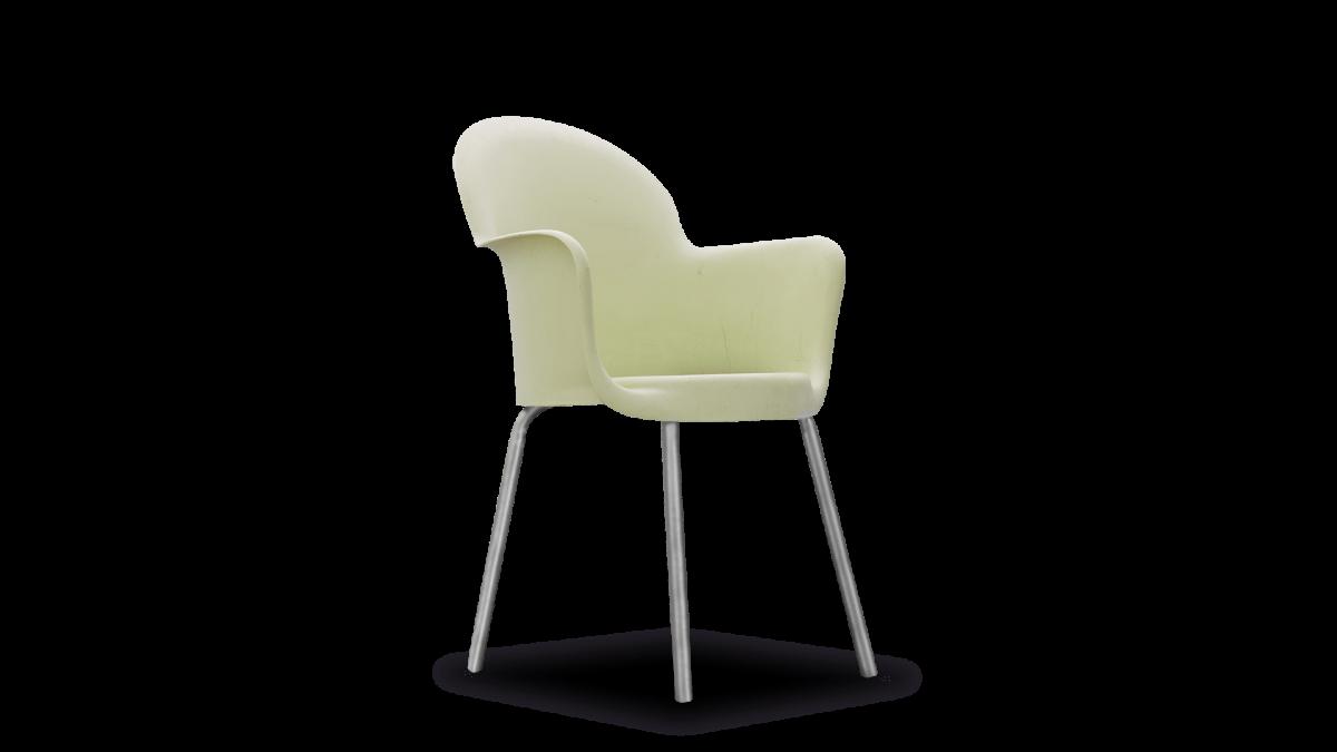 Gelato Light Green Chair