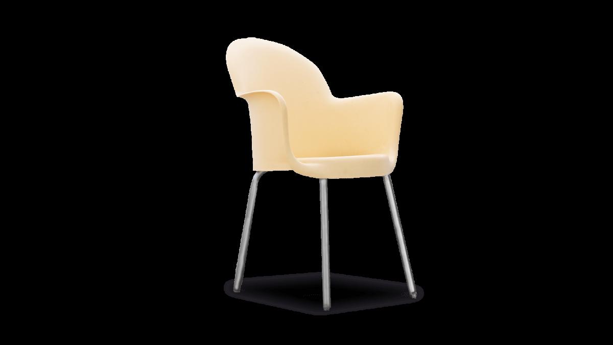 Gelato Yellow Chair