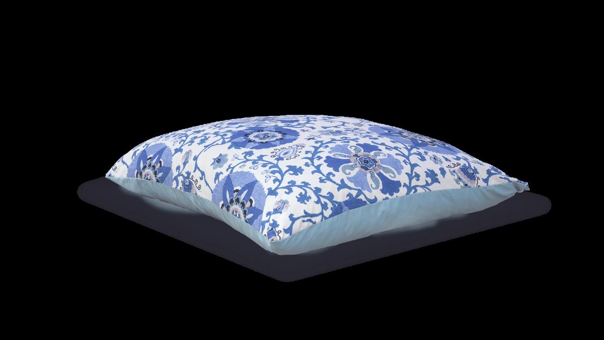 Big Pillow Floral