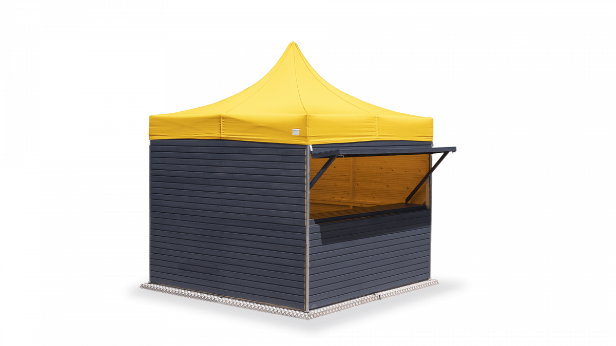 Kiosk Tent